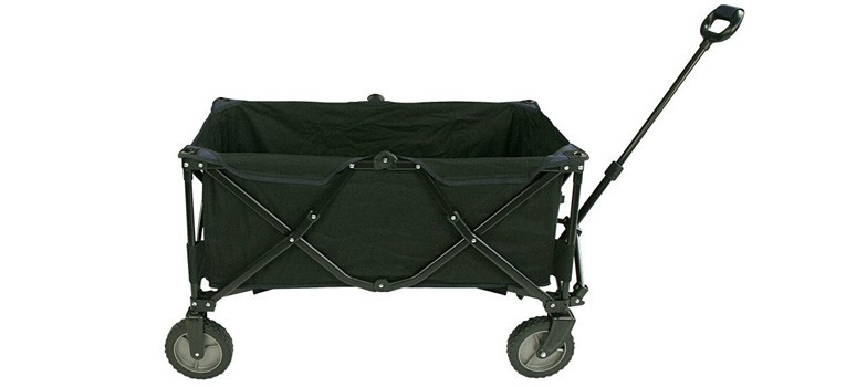 10t foldy trolley bollerwagen faltbar im test. Black Bedroom Furniture Sets. Home Design Ideas