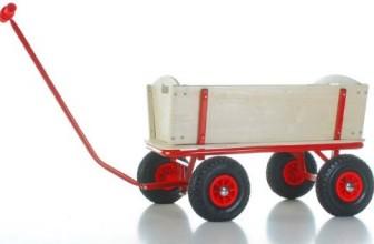 ZHG Bollerwagen Bubi im Test