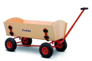 Eckla Bollerwagen Fun-Trailer Long